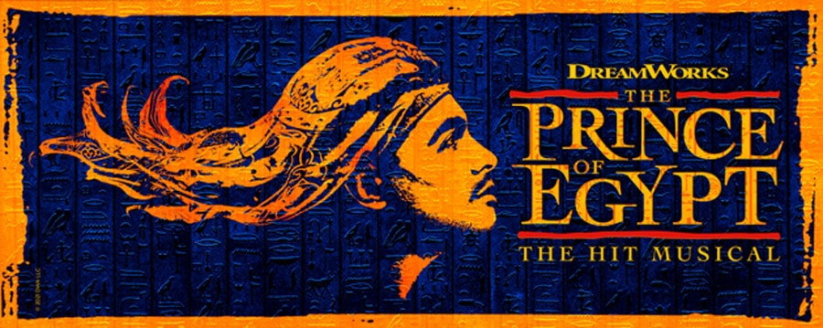 Prince Of Egypt tickets London
