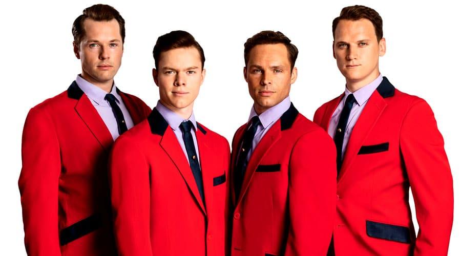 Jersey Boys London cast