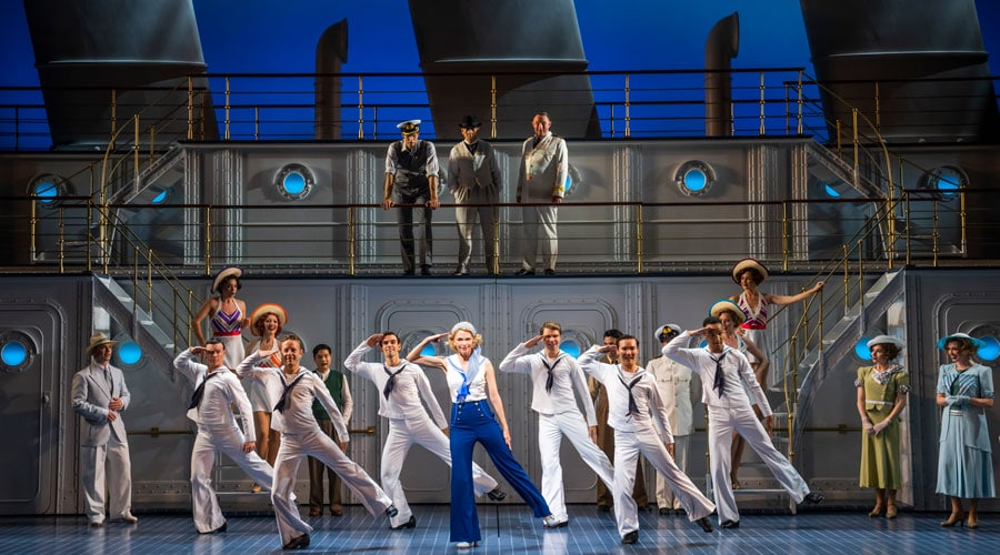 Anything Goes review