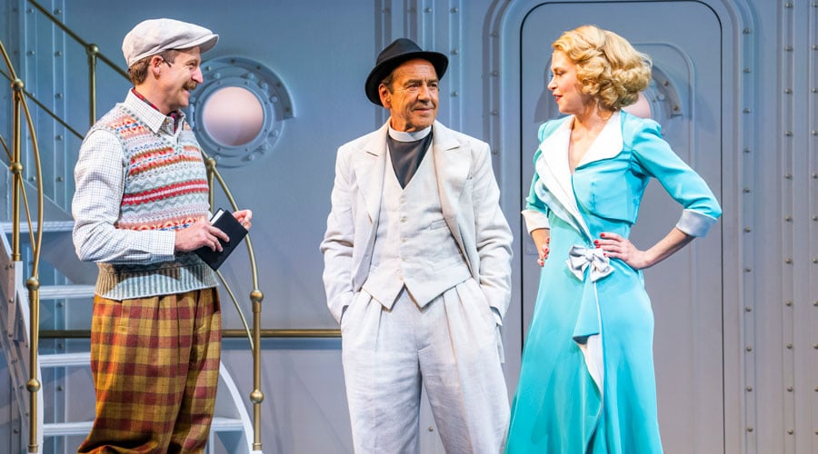 Anything Goes London
