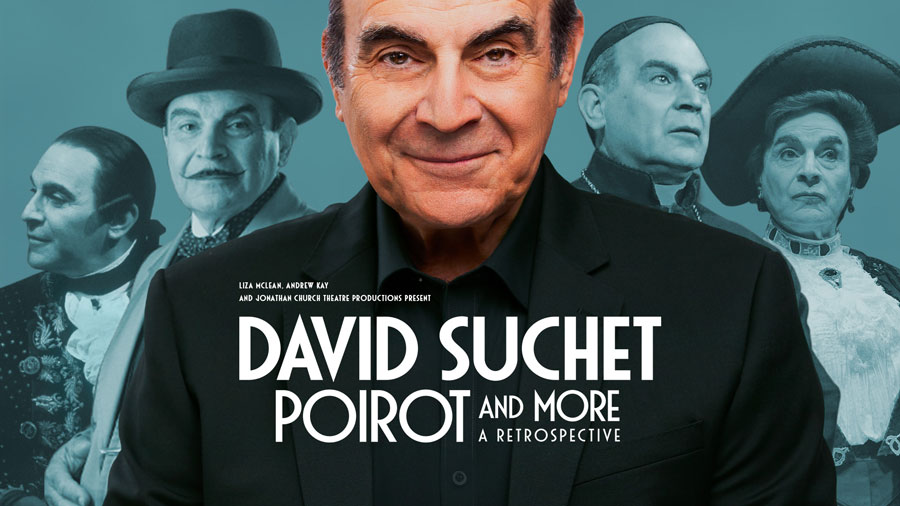 Poirot and More Tour
