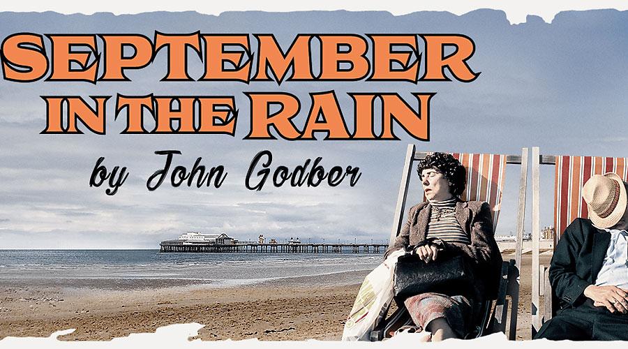 THROWBACK THURSDAY: Ian Kelsey talks about John Godber's September In The Rain