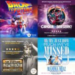 West End Shows August 2021