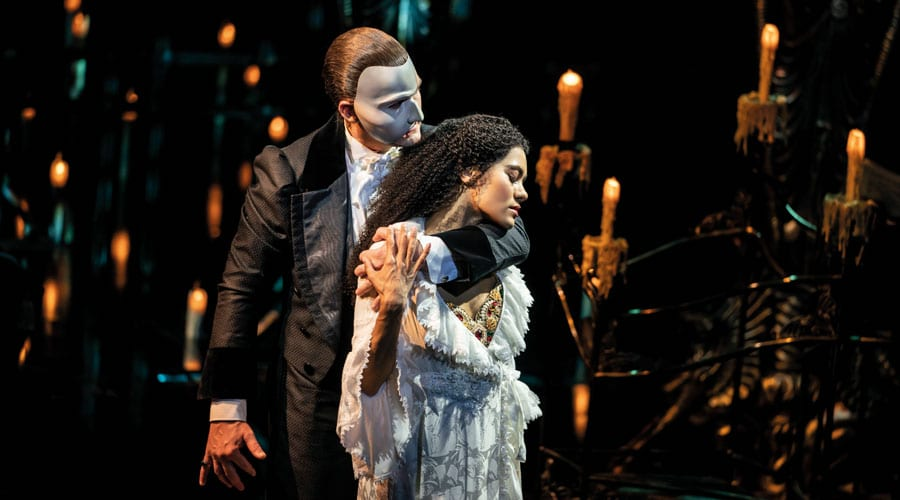 Phantom Of The Opera London review
