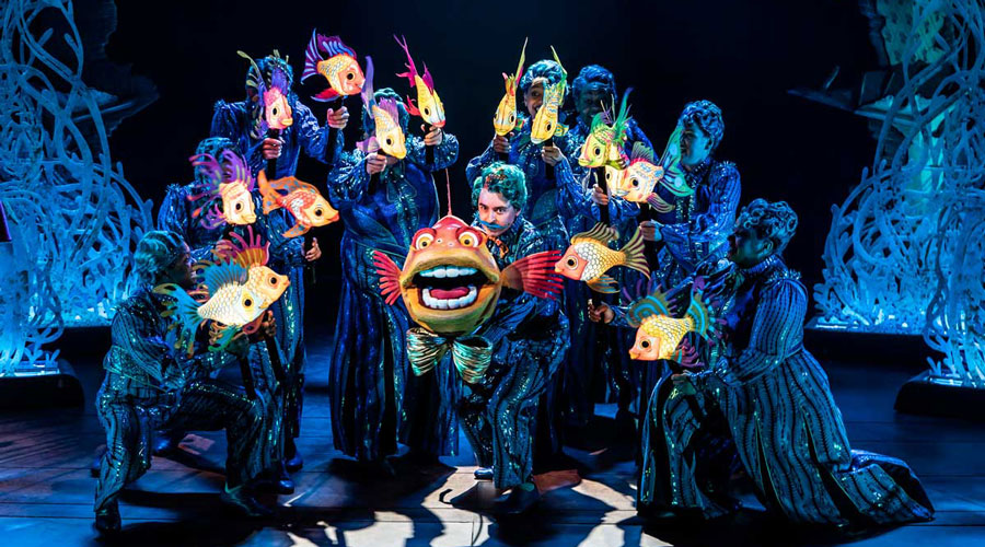 Bedknobs and Broomsticks musical tour