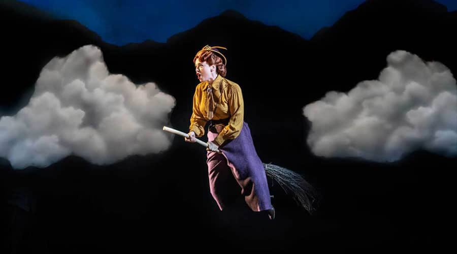 REVIEW: Bedknobs and Broomsticks, Theatre Royal Norwich (Touring) ✭✭✭✭