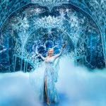 Frozen musical London