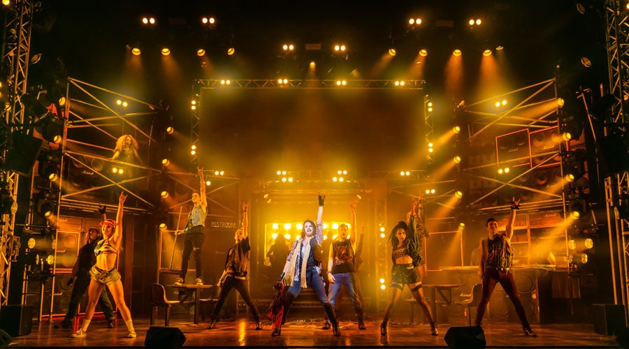 REVIEW: Rock Of Ages, New Wimbledon Theatre (Touring) ✭✭✭✭✭