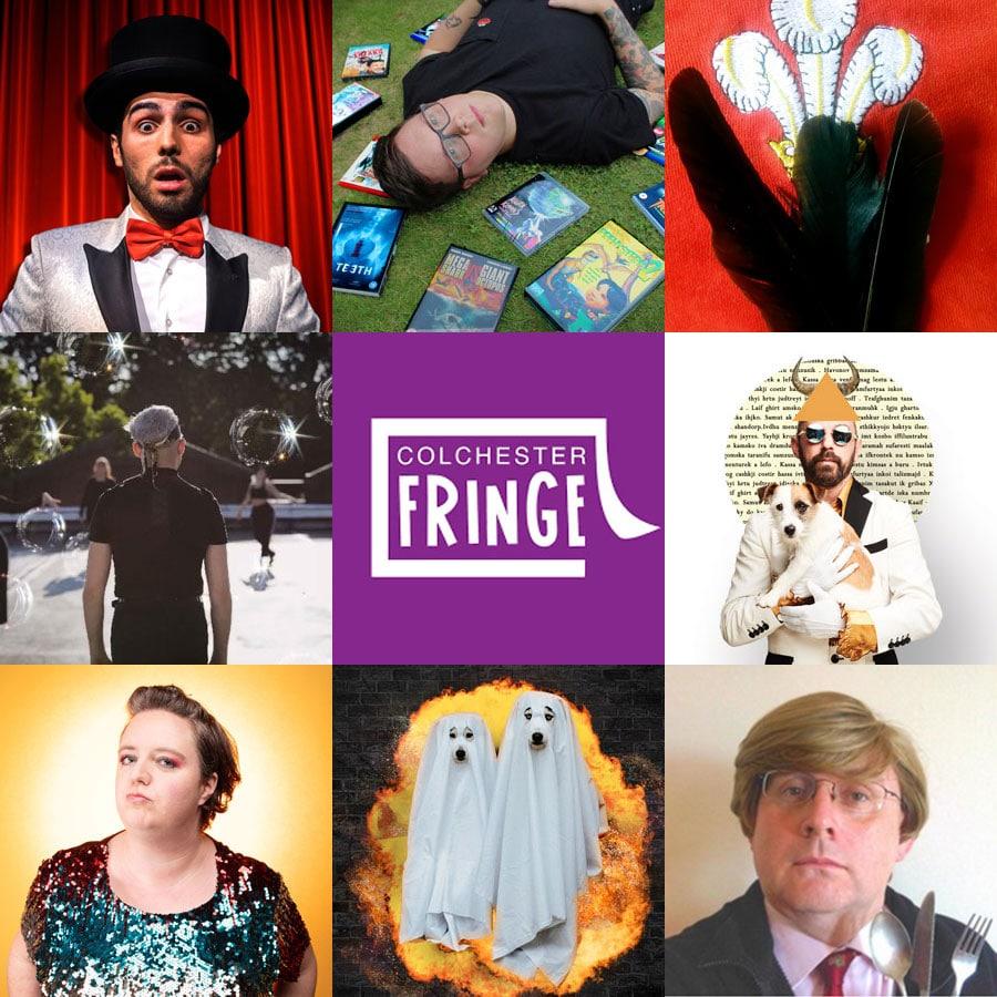 First ever Colchester Fringe Festival starts in October 2021