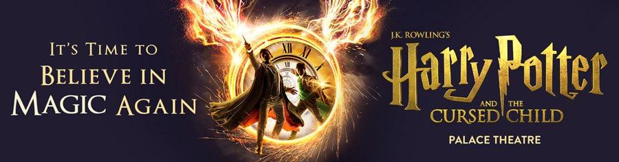 Harry Potter tickets London