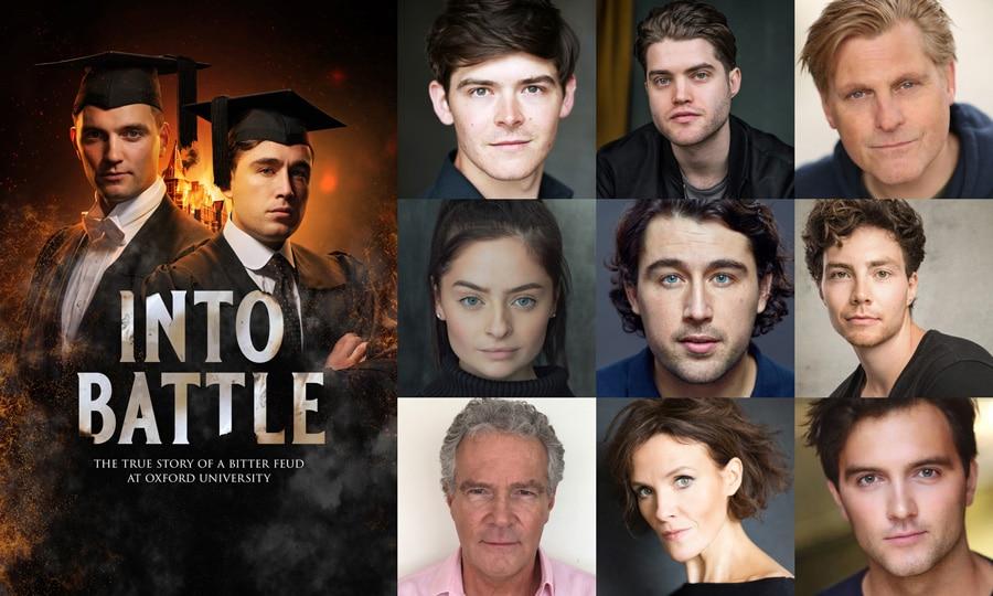 Into Battle Greenwich Theatre