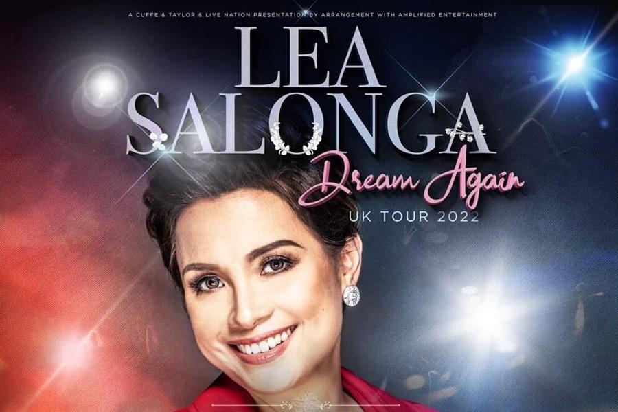 Lea Salonga UK Tour