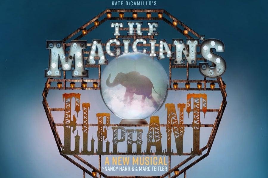 Royal Shakespeare Company make magic with The Magician's Elephant