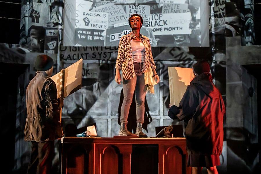 Antigone Mercury Theatre