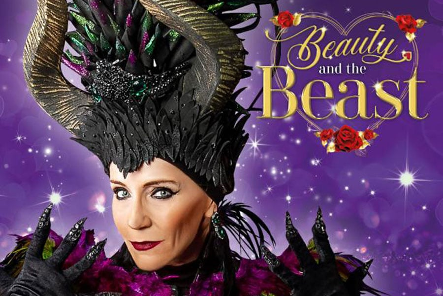 Michelle Collins on playing Nightshade in Beauty and the Beast at Lighthouse Poole